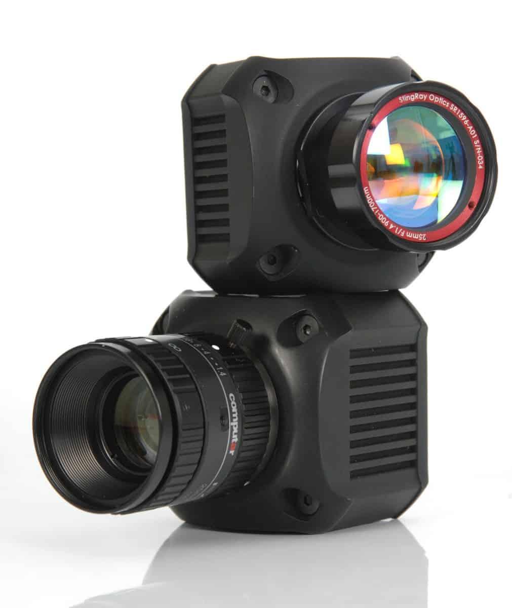 NIT CMOS cameras