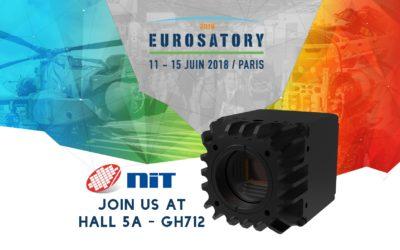 Invitation to NIT's Eurosatory booth