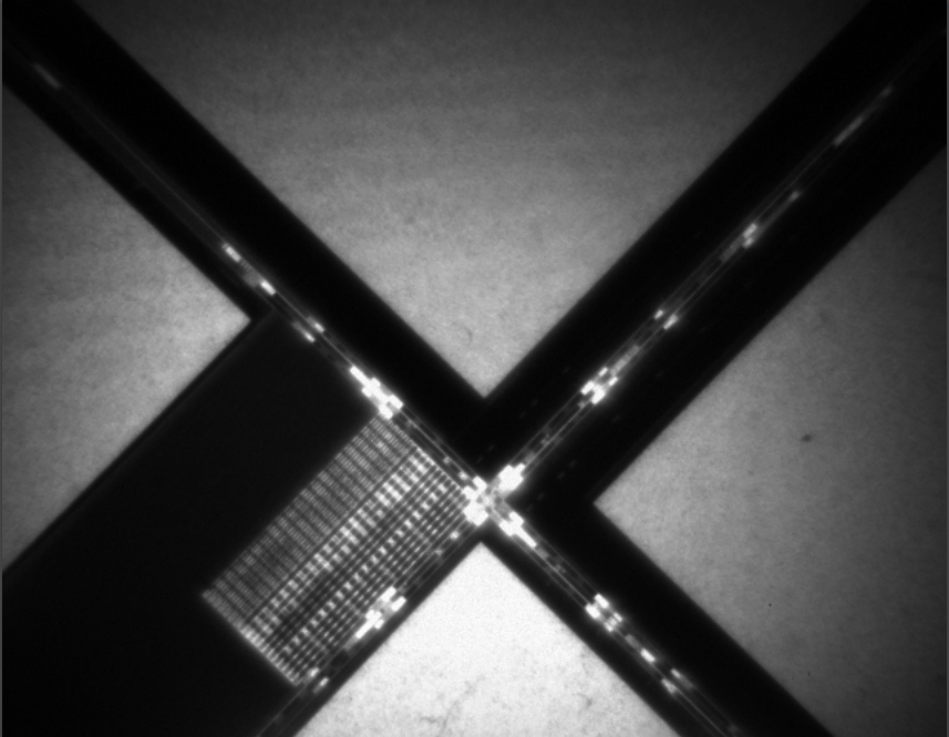 semiconductor-inspection in SWIR