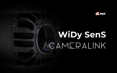 WiDy SenS available in CameraLink interface