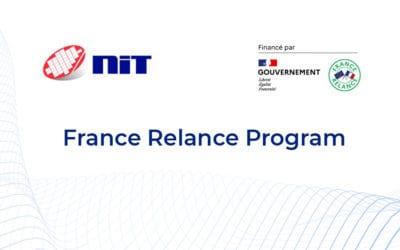 NIT joins France Relance program