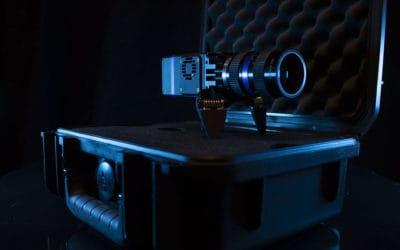 NIT launches High-performance air-cooled SWIR camera at Photonics West 2020