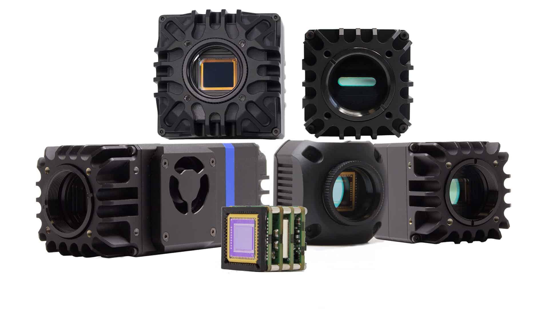 NIT SWIR cameras