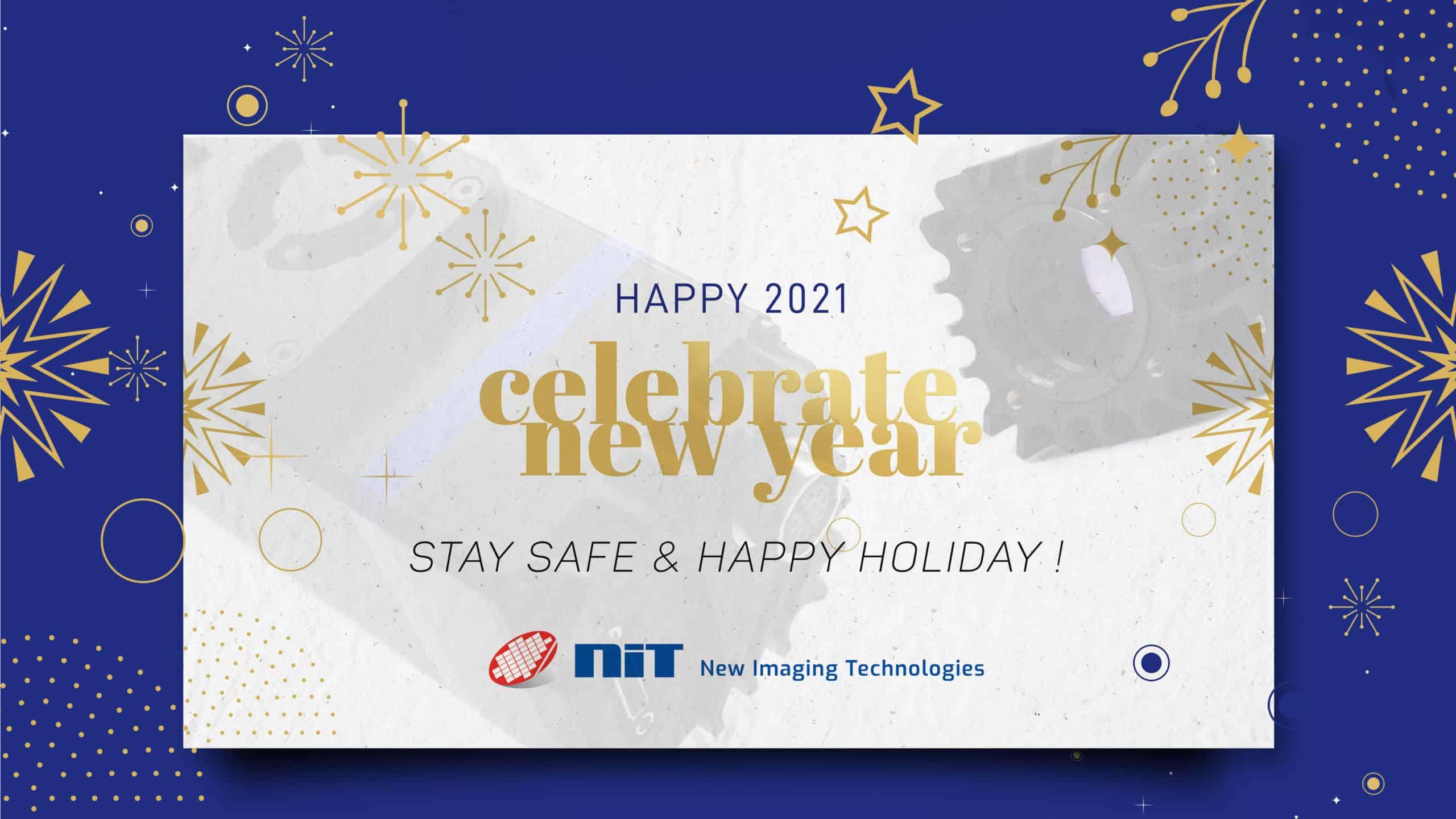 NIT season's greeting 2021