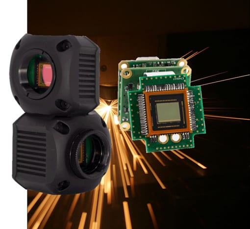 HDR MAGIC cameras and intensified modules