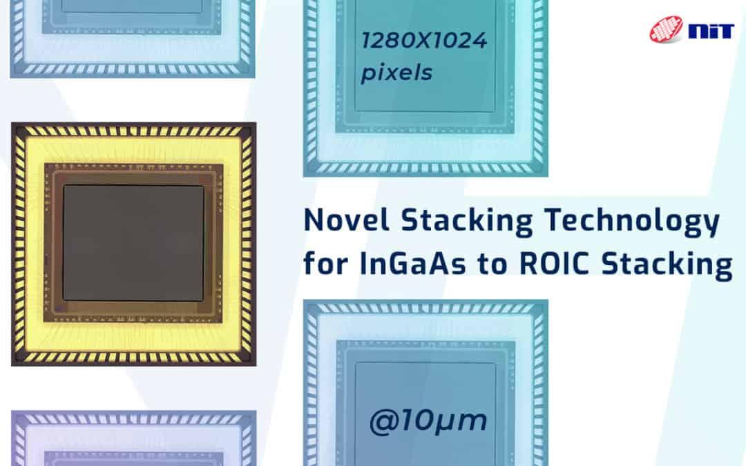 Novel Stacking Technology for InGaAs to ROIC Bonding